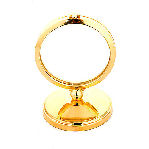 Chapel monstrance smooth base 2