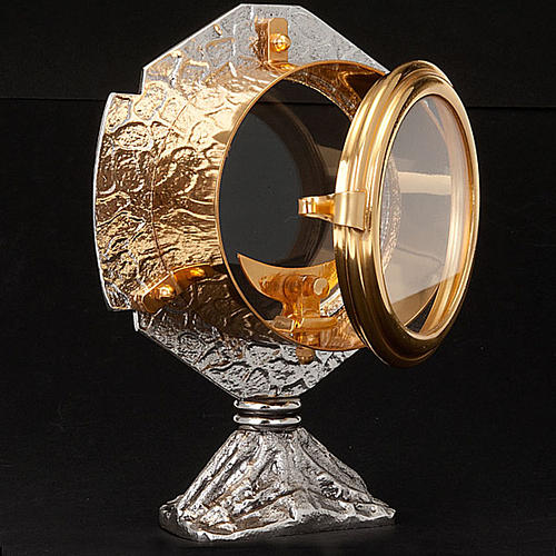 Monstrance with ear of wheat 2