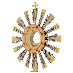 Ostensorio angelo in preghiera s6