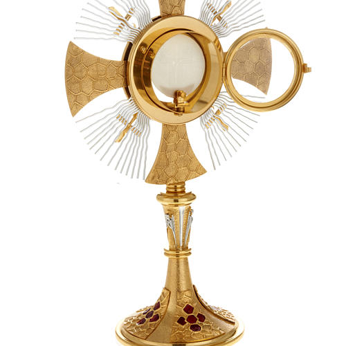 Monstrance rays and crosses 6