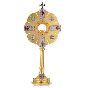 Ostensoir symboles évangiles s1