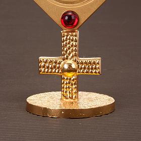 Reliquiario con pietre rosse s2