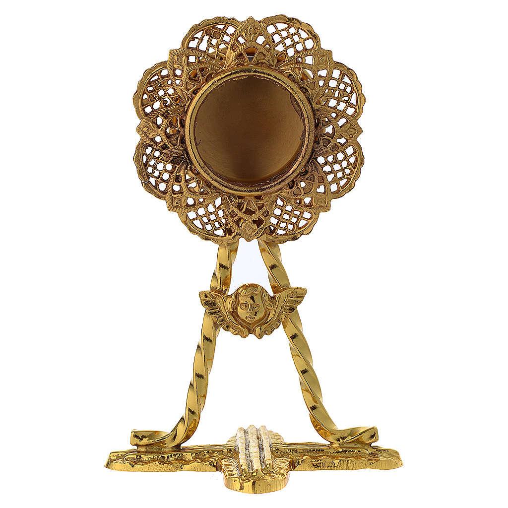 Reliquiario con corona 4