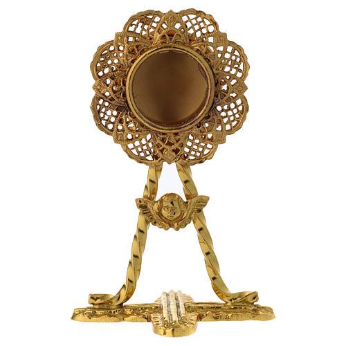 Reliquiario con corona 1