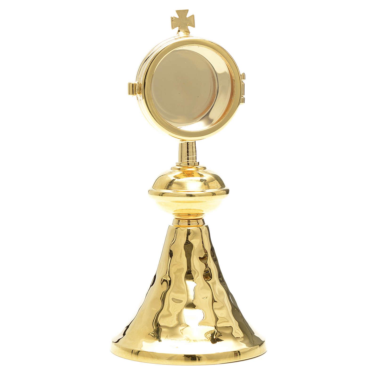 Mini monstrance shrine 3,8cm 4