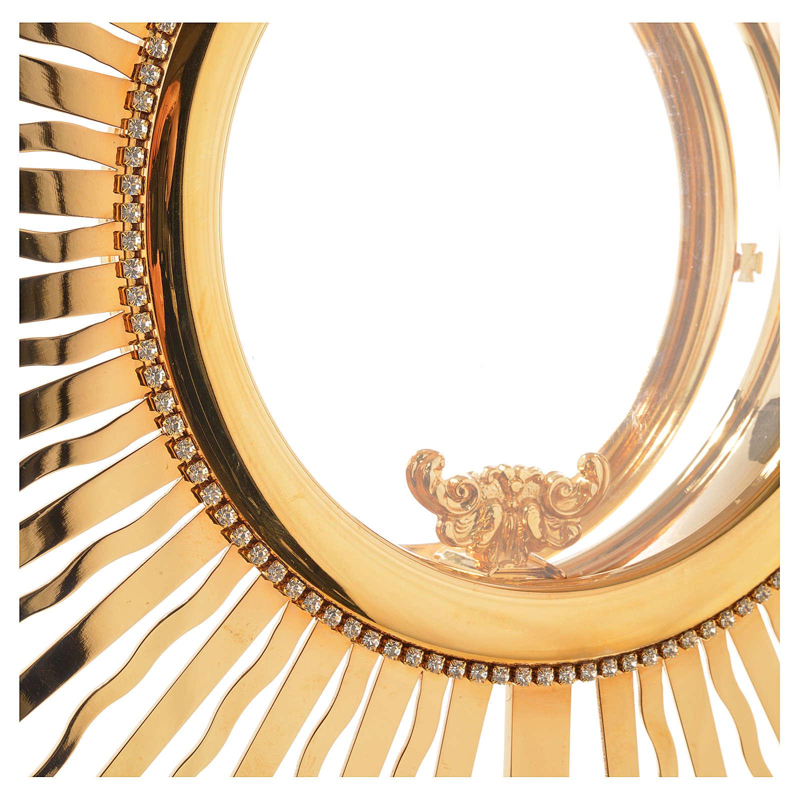 Ostensorio sole Ostia Magna h 76 cm 4