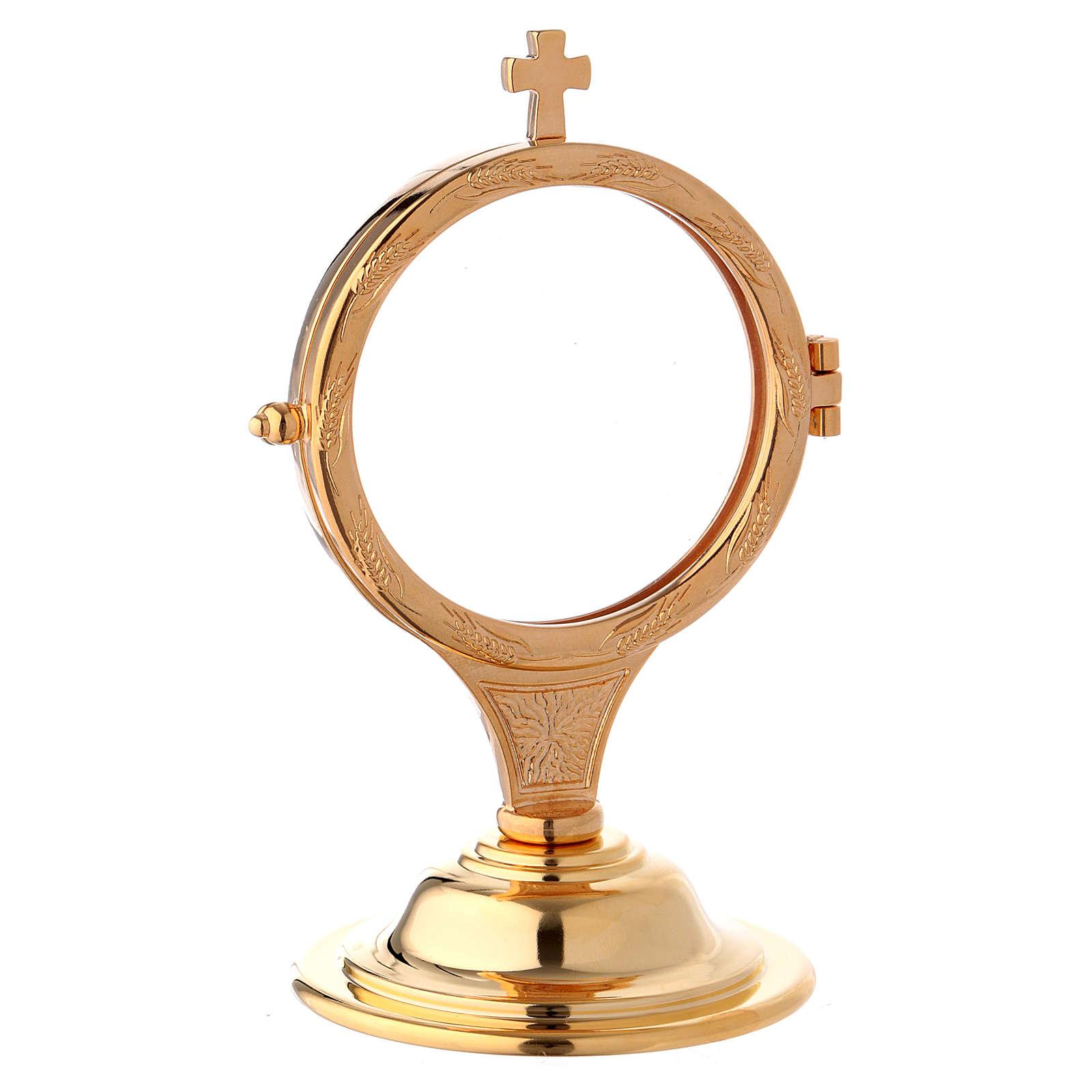 Ostensoir pour exposition diamètre interne 6,5 cm 4