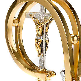 Crosse pastorale avec crucifix s2