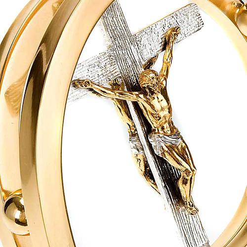 Crosse pastorale avec crucifix 4
