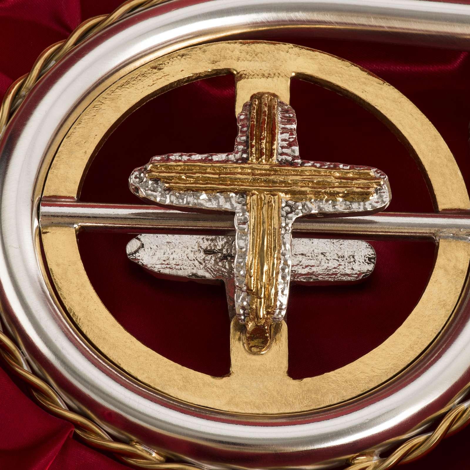 Pastorale asta ottone evangelisti 3