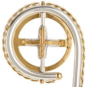 Pastorale asta ottone evangelisti s5