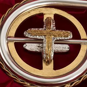 Pastorale asta ottone evangelisti s13