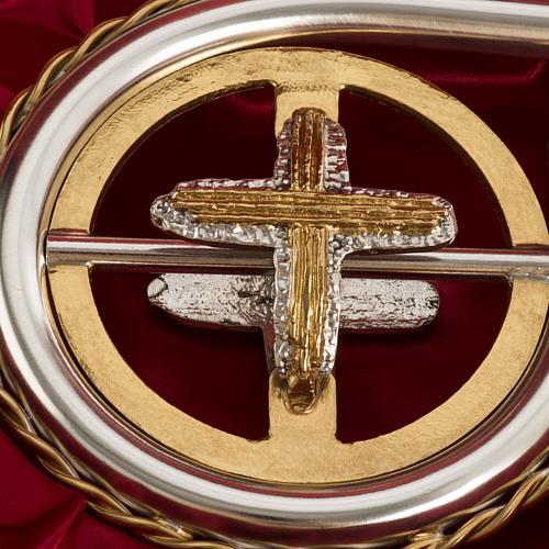 Pastorale asta ottone evangelisti 13