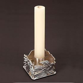 Portacandela altare spighe uva s4