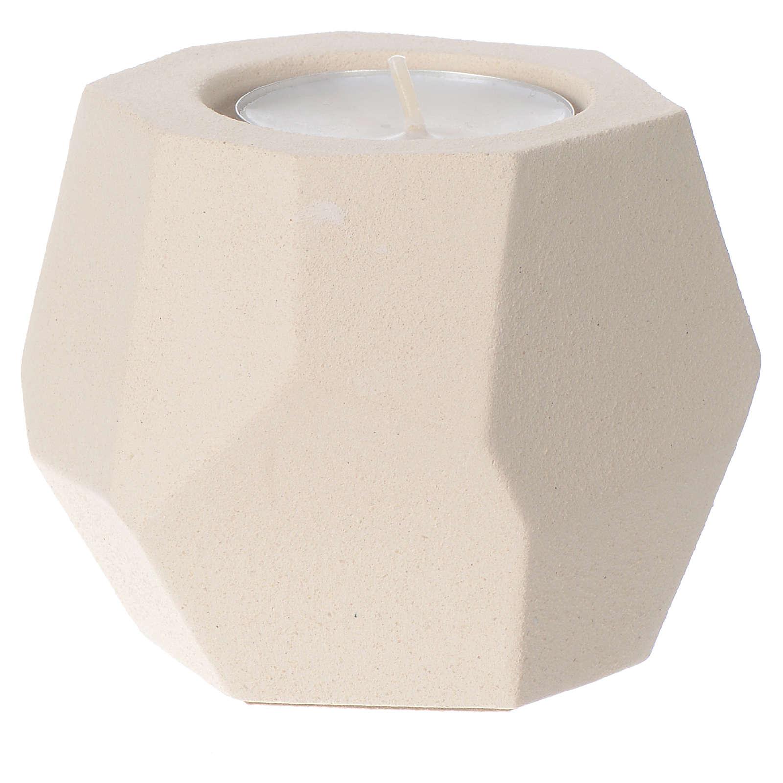 Chandelier prisme argile Centre Ave 6,5 cm 3