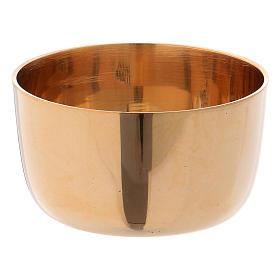 Candelieri metallo: Anello portacandele in ottone diametro 4,5 cm