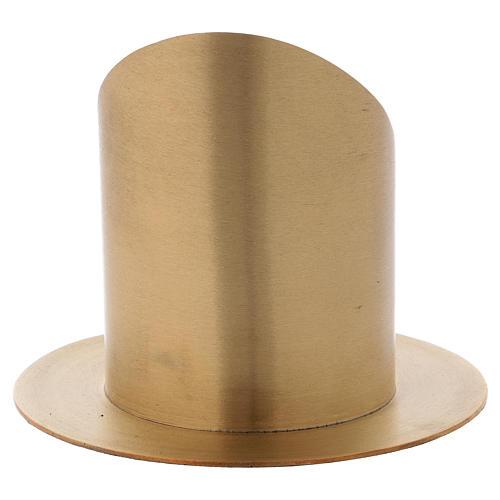 Portacero stile moderno cilindrico diam. 8 cm 3