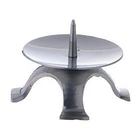 Portavela punta espesa cuatro pies 9,5 cm s1