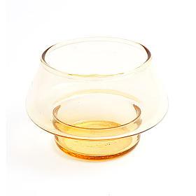 Coloured Tealight glass s4