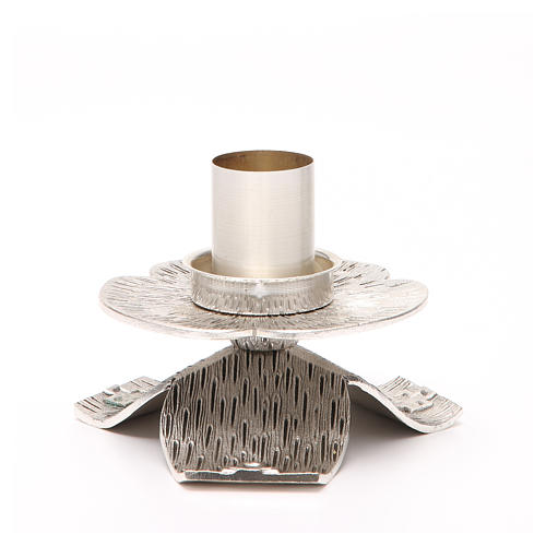 Altar candle holder with decorations 4