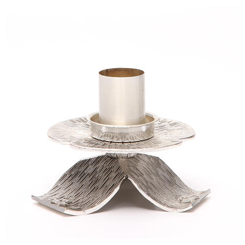 Altar candle holder with decorations 1