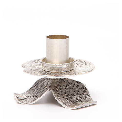 Altar candle holder with decorations 3