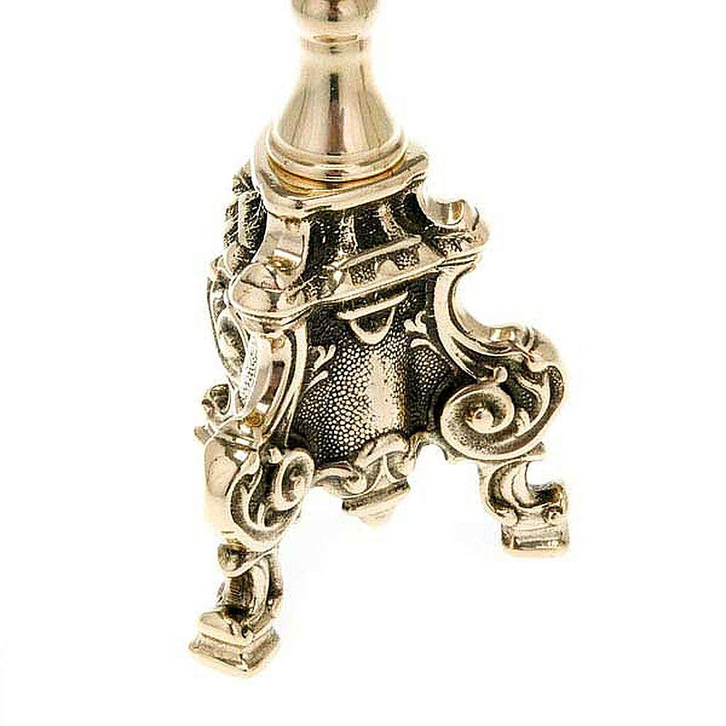 Candelero estilo Rococó 4