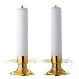 Coppia portacandele e Finte candele s1