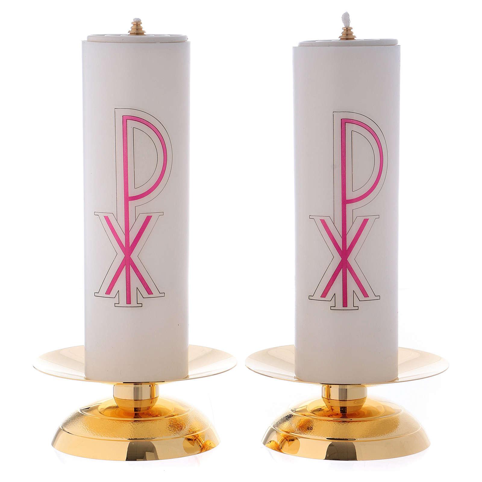 Candelieri e finte candele complete 4