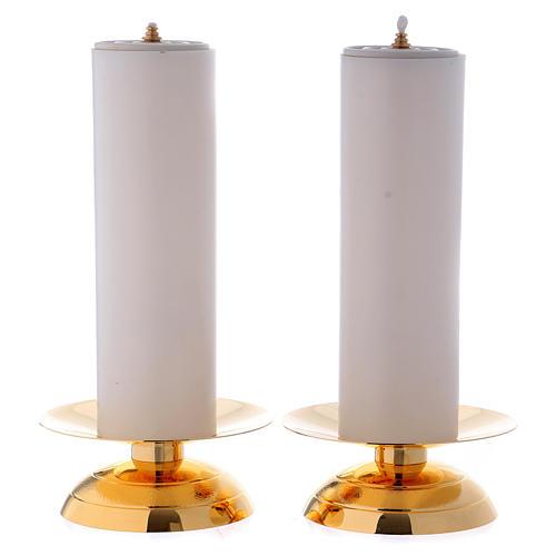 Candelieri e finte candele complete 3