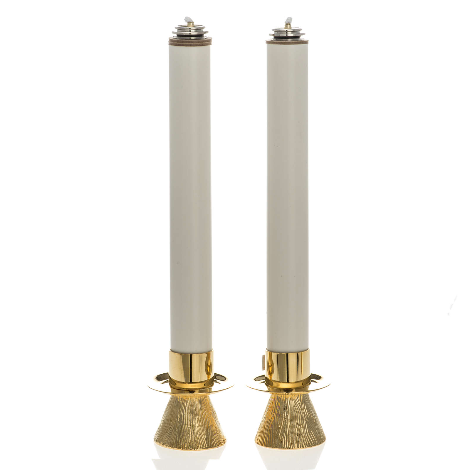 Candelieri conetto e finte candele 4
