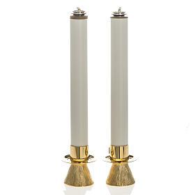 Candelieri conetto e finte candele s1