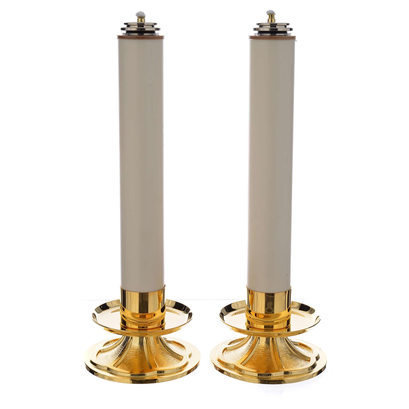 Candelieri e finte candele 4