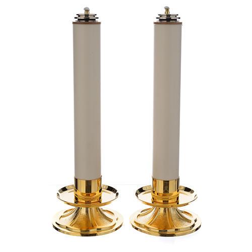 Candelieri e finte candele 1