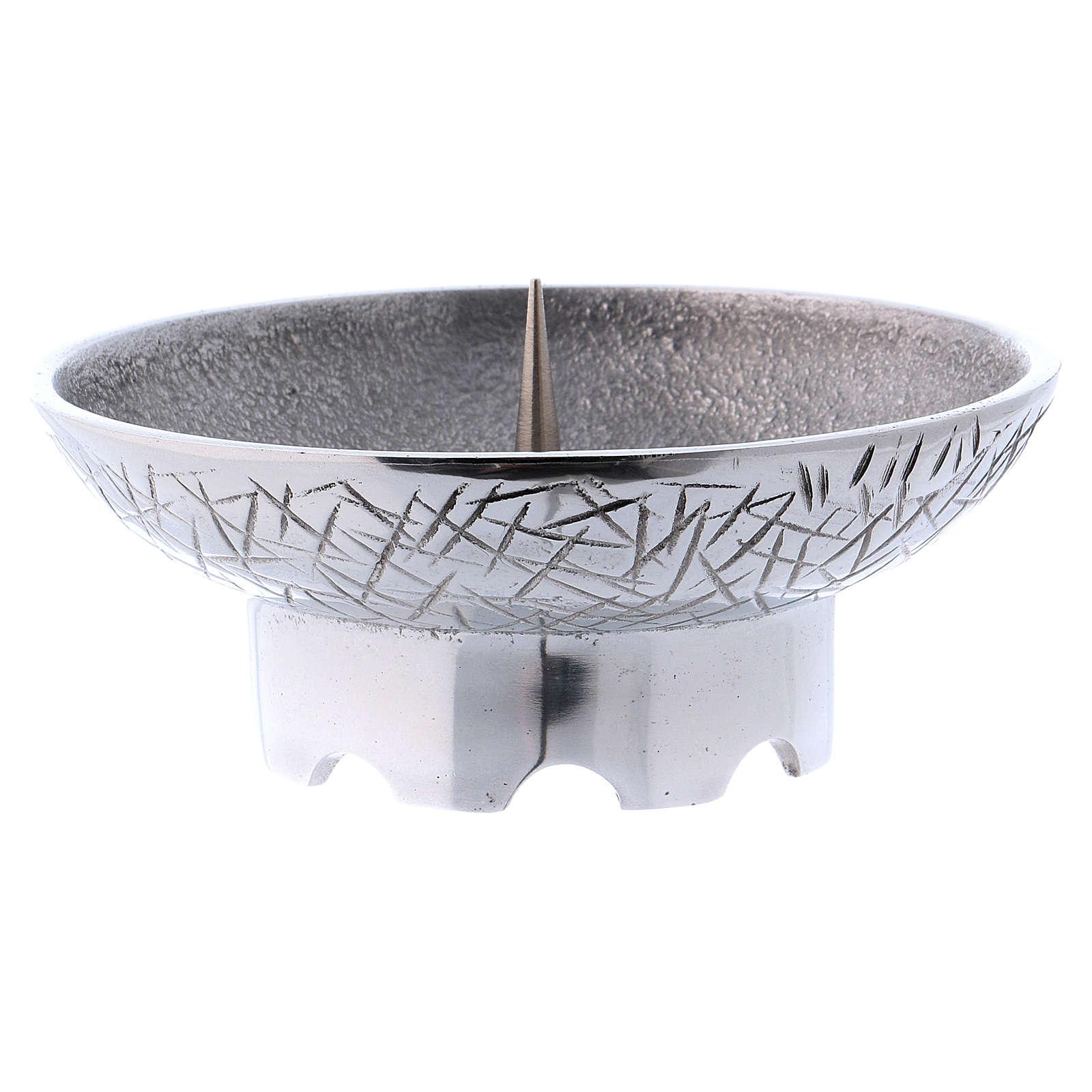 Chandelier à pic Molina aluminium moulé 4