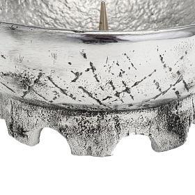 Chandelier à pic Molina aluminium moulé s2