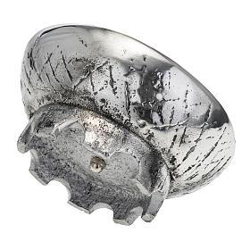Chandelier à pic Molina aluminium moulé s5