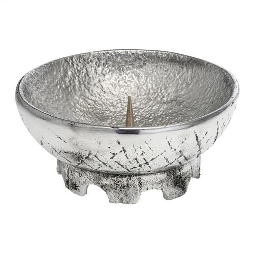 Chandelier à pic Molina aluminium moulé 1