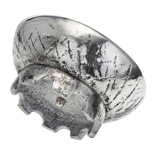 Chandelier à pic Molina aluminium moulé 5