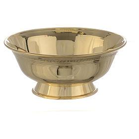 Chandelier d'autel laiton Moines Bethléem s1