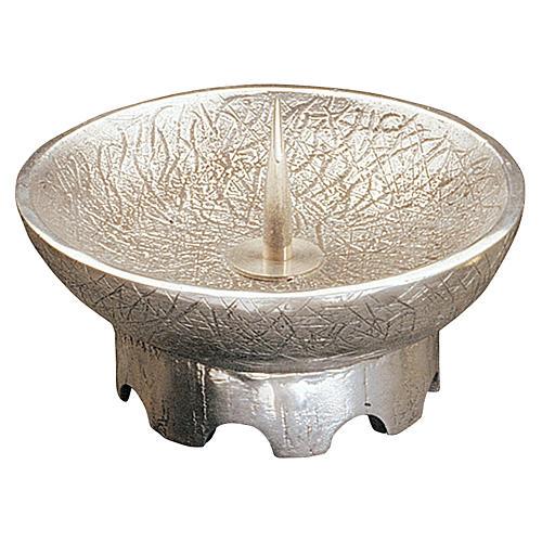 Candeliere Molina bronzo con chiodo 1
