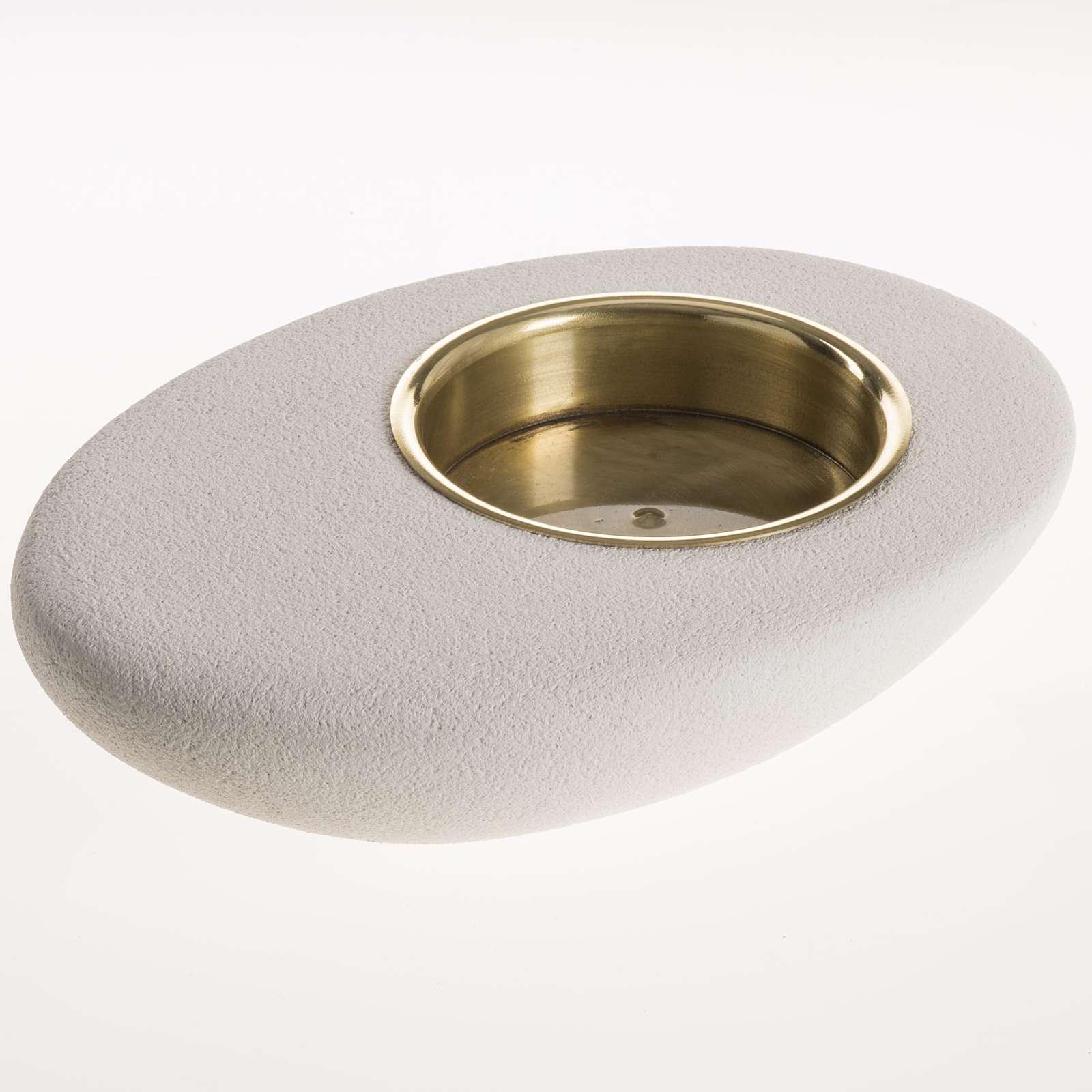 Candelero de arcilla refractaria astrales 6cm 4