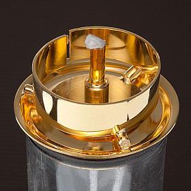 Cartouche cire liquide diamètre 60 mm protég&eacut s2