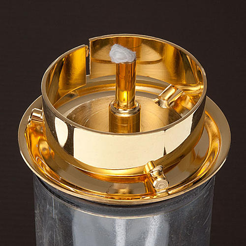 Cartouche cire liquide diamètre 60 mm protég&eacut 2