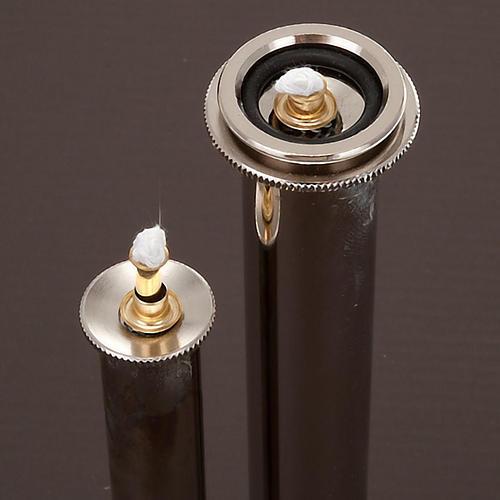 Envases cera líquida para velas de metal - varias medida 2
