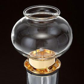 Rechange protège vent en verre s3