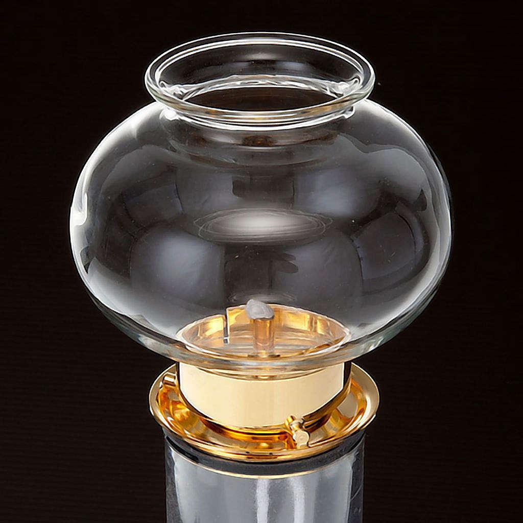 Ricambio antivento in vetro 3