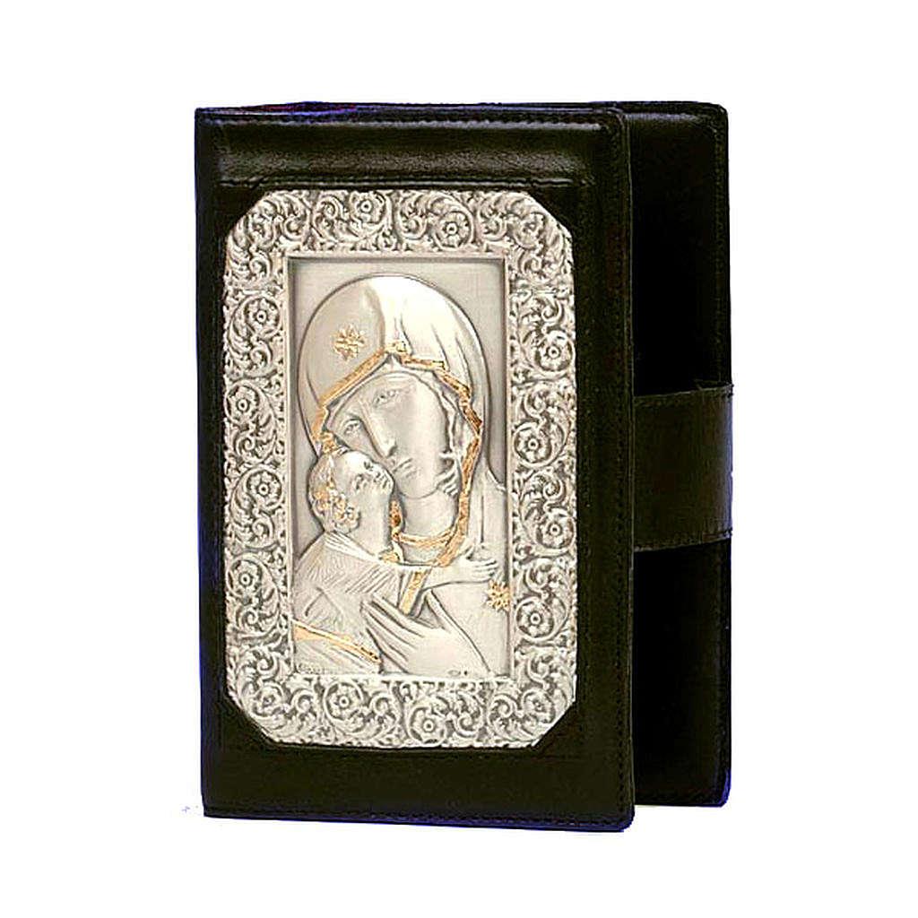 Copertina 4 vol. placca in argento 4