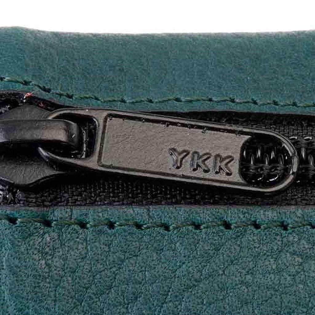 Ledereinband mit Reißverschluß 4 Bände schwarz 4