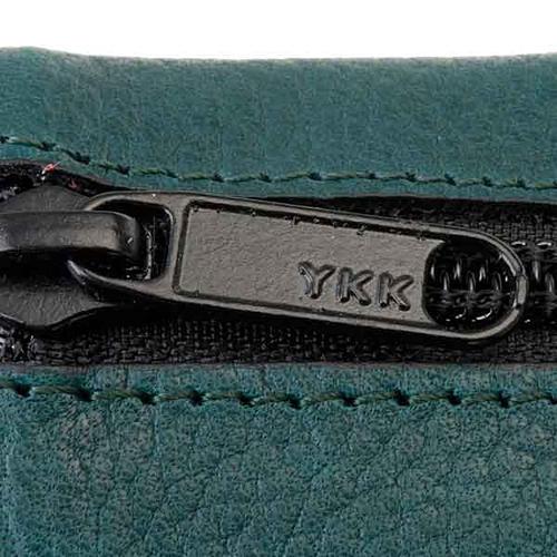 Ledereinband mit Reißverschluß 4 Bände schwarz 2